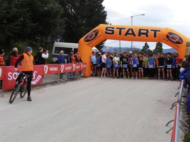 7. kolo Istarske zimske lige u trčanju: Petar Bratulić postavio novi rekord staze u Tupljaku(19:16)