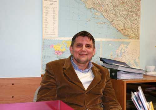 Vilim Filipović u sjedištu Udruženja obrtnika Labin štrajka glađu (Audio)