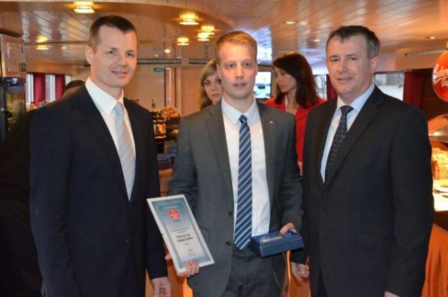 Rabačkom Hotel & Casa Valamar Sanfior priznanje za prvoklasne usluge u sezoni 2013.