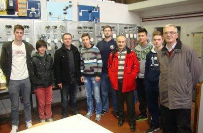 Elektromehaničari labinske srednje škole najuspješniji na županijskom natjecanju