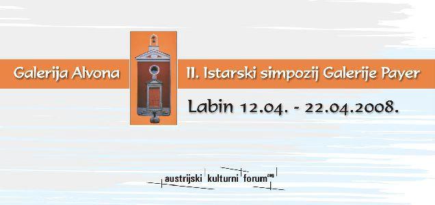 """Skupna izložba u Galeriji """"Alvona"""" sudionica 2. istarskog simpozija Galerije Payer"""