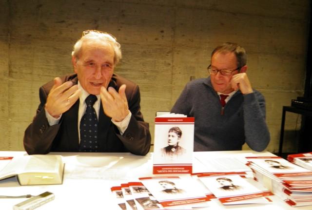Predstavljena knjiga Giacoma Scottija: Giuseppina Martinuzzi: Isposnica socijalizma