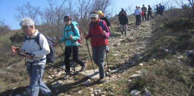 Labinštinom pješačilo 220 planinara iz cijele Istre