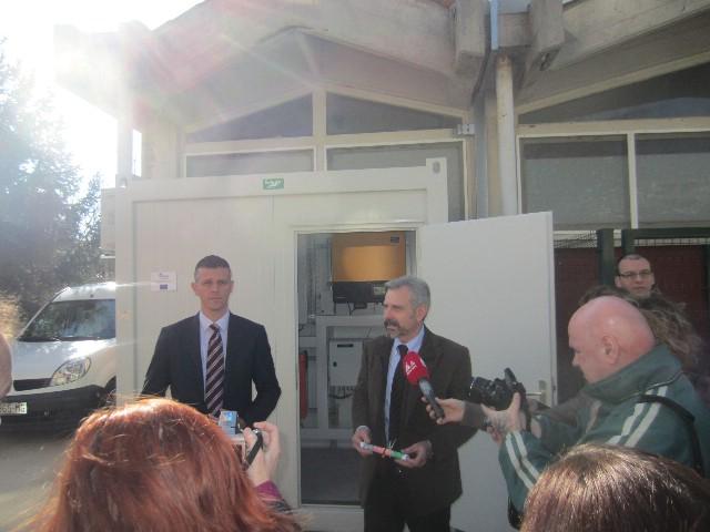 Istarski župan svečano otvorio sunčanu elektranu na dječjem vrtiću PjerinaVerbanac u Labinu