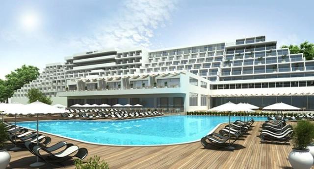 Obnovljeni hotel Mimosa s četiri zvjezdice u nedjelju prima prve goste