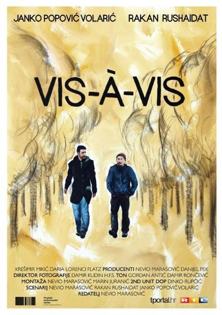 [NAGRADNA IGRA] Premijerno prikazivanje hrvatskog filma `Vis-à-Vis` u Labinu 14. i 15. ožujka 2014.