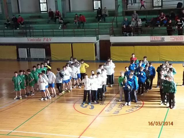 RK Zamet pobjednik  tradicionalnog rukometnog turnira za dječake rođene 2002. godine i mlađe povodom 93. godišnjice Labinske republike