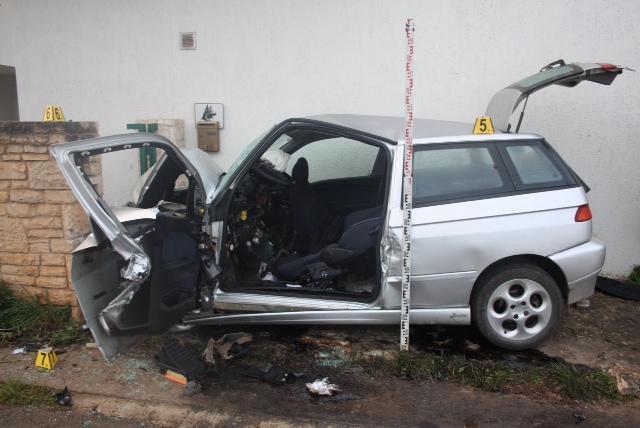 Kraj Pule u prometnoj nesreći s poginulom osobom lakše ozlijeđena djevojka (19) s područja Svete Nedelje