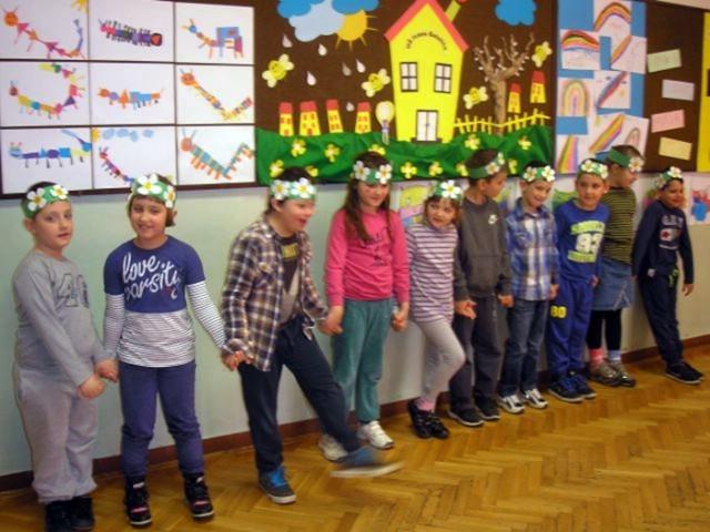 Šarene čarape u Osnovnoj školi Ivan Batelić u Raši