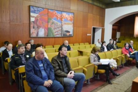 Održana koordinacija Stožera zaštite i spašavanja Grada Labina i općina Kršan, Pićan, Raša i Sveta Nedjelja