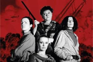 """U srijedu, 9. travnja u 20 sati u KINU LABIN kazališna predstava """"Žene u crvenom"""" Davora Špišića u produkciji Ludens teatra"""