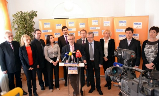Labinska saborska zastupnica Nansi Tireli na listi laburista za Europski parlament