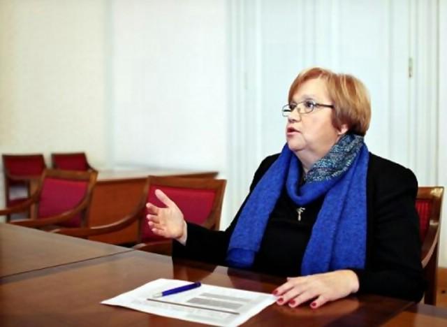 Višnja Fortuna, kandidatkinja HSU-a za Europski parlament u Labinu