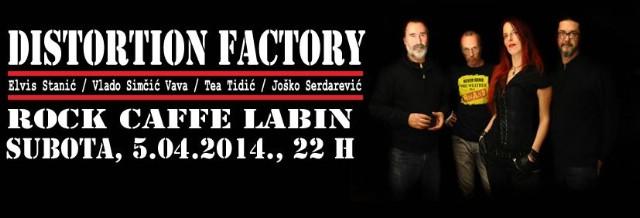 Dva odlična koncerta ovaj vikend u labinskom Rock Caffeu: Gitarist Damir Halilić Hal, te Elvis Stanić i Distorsion Factory