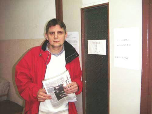 Vilim Filipović: u Udruženju labinskih obrtnika prikrivaju nepravilnosti (Audio)