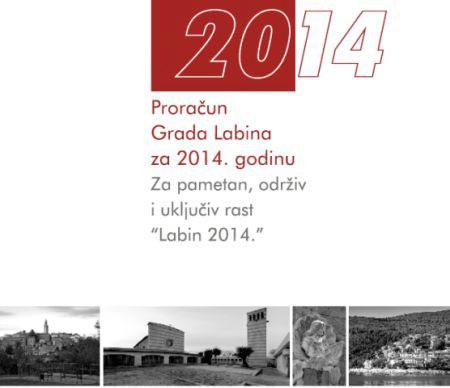 """Labin: Izrađena brošura """"Proračun u malom za 2014"""""""