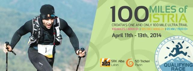 """Labin: Danas starta ultratrail utrka """"100 milja Istre"""""""