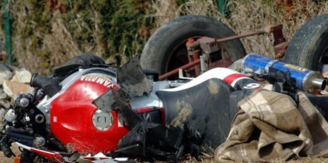 Plomin: Teško ozlijeđen motociklist