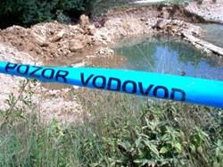 Obnova vodovoda za naselje Baraki