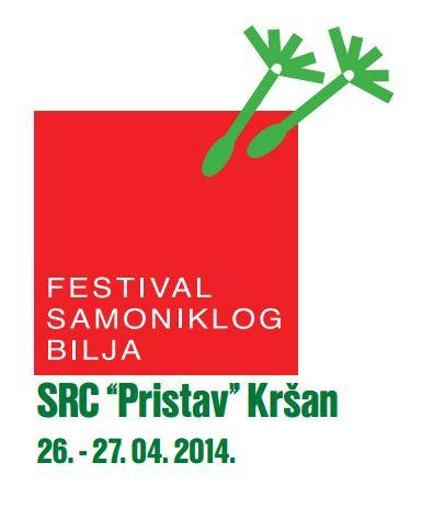 Jubilarni 5. Festival samoniklog bilja 26. i 27. travnja 2014. u Kršanu - program