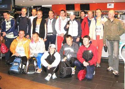 Ivan Stanić prvi od 17 Istrijana koji su istrčali pariški maraton