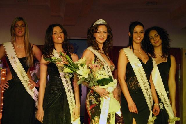 Rabac: Kristina Pukljak - Miss Automoto sporta Hrvatske