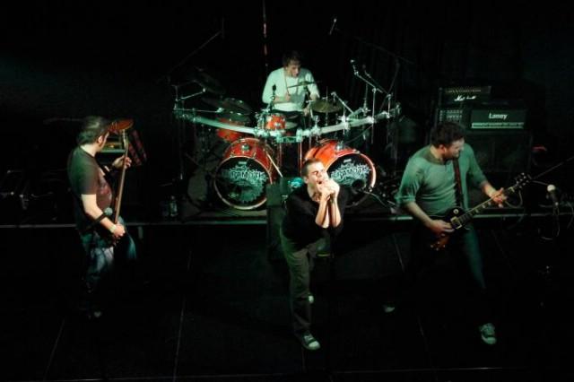 Elyn Porter - pobjednici 4.Festivala Labinskih Bendova snimili prvi singl