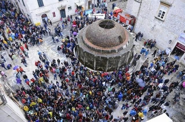 I mladi labinskog dekanata sudjelovali na Susretu katoličke mladeži u Dubrovniku