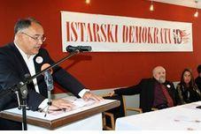 Osnovani Istarski demokrati - Damir Kajin prvi predsjednik