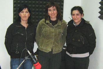 Prof.Silvia Česnik, voditeljica Vijeća mladih i Damira Omanović  o alkoholu i mladima
