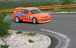 Pripit Buzećan prekinuo automobilsku utrku u Labinu