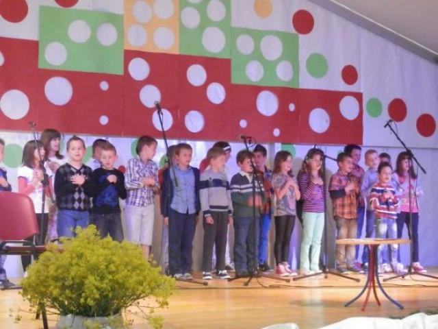 Osnovna škola Ivan Goran Kovačić Čepić proslavila svoj dan