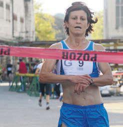 Barbara Belušić prvakinja Hrvatske - Riječki polumaraton: LABINJANKA U DRESU ISTRE ISTRČALA TREĆI NAJBOLJI REZULTAT U POVIJESTI