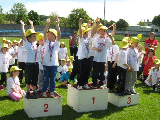 Školjkice pobjednici 13.  Olimpijskog festivala dječjih festivala Labinštine