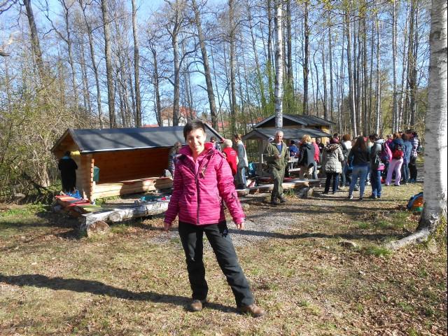 Učiteljica prirode i biologije u osnovnoj školi u Čepiću Iva Rukavina sudjelovala je na stručnom usavršavanju pod nazivom Outdoor Education u Švedskoj