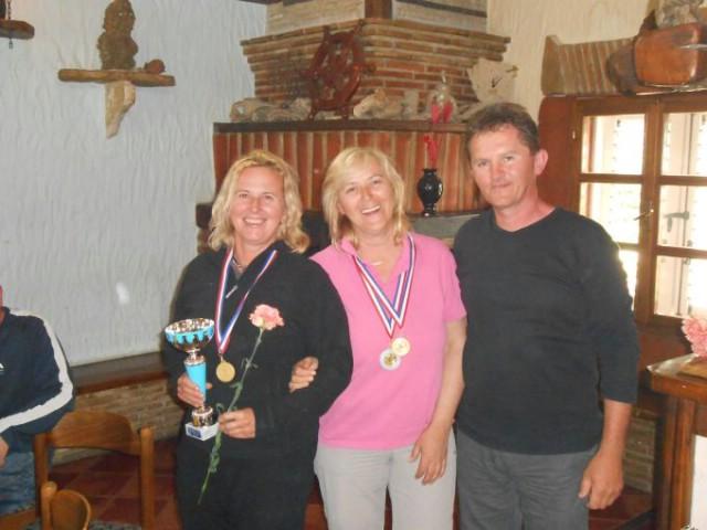 U Plomin Luci održano međuopćinsko natjecanje u sportskom ribolovu za seniorke - Helena Vlačić i Nevena Šiljeg  ekipno najuspješnije