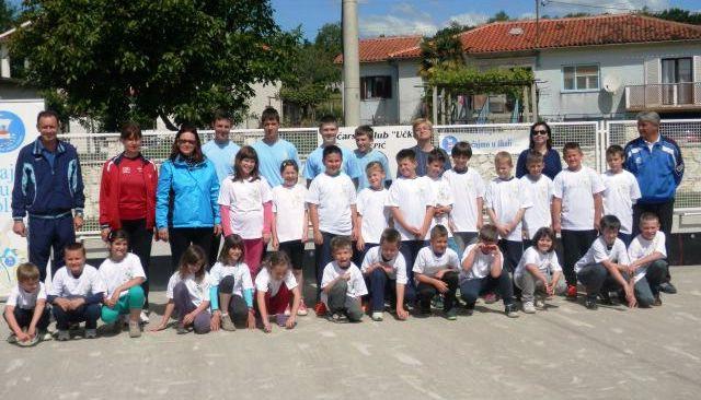 U Čepiću održano treće natjecanje iz projekta Boćajmo u školi