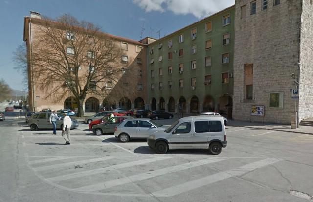 Obavijest o početku naplate parkiranja na parkiralištu Trg labinskih rudara u Labinu