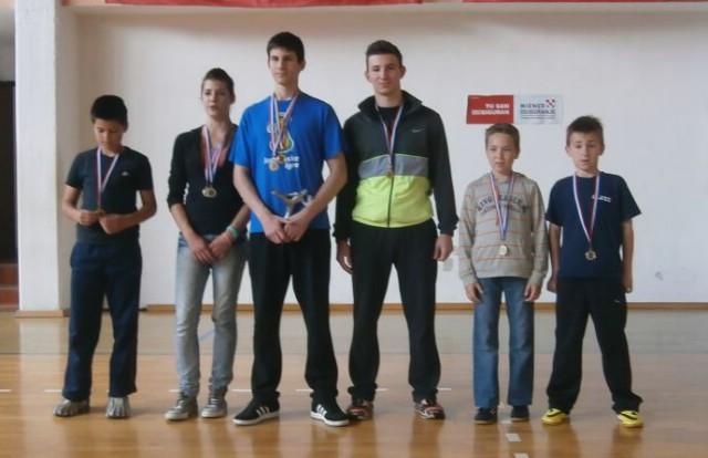 Marino Faraguna najbolji natjecatelj u kicklightu županijskom natjecanju u Puli