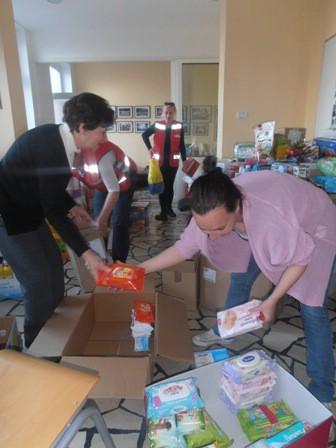 Labinjani u samo dva dana pokazali velika srca za pomoć poplavljenim područjima