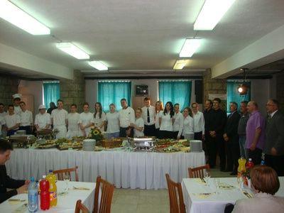 Održan praktični dio završnog ispita za kuhare i konobare