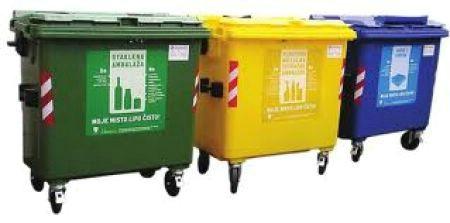 [Obavijest komunalnog o selektivnom prikupljanju otpada] Vrećice sa selektivnim otpadom na području Grada Labina odvozit će se četiri puta mjesečno