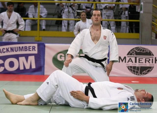 Vedran i Danijel Pizentić su u reprezentaciji Hrvatske na Europskom prvenstvu u katama u Italiji osvojili 10. mjesto