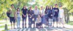 Studentski posjet Parku skulptura na Dubrovi