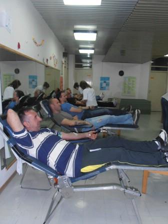 Na akciji u Labinu prikupljeno 47 doza krvi