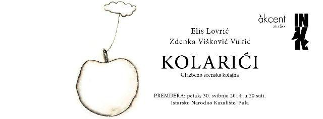Etno 3D hologramski koncert  labinskih autorica Elis Lovrić i Zdenke Visković Vukić 30. 05. 2014. u INK Pula i putem LIVE STREAMA