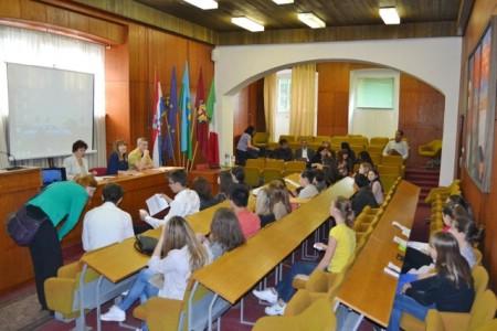 Održana 20. sjednica Gradskog vijeća mladih Grada Labina