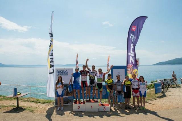Proteklog vikenda održana biciklistička utrka Istra Terra Magica na lokacijama u Rapcu i Labinu