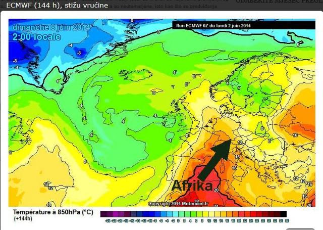 Najave hladnijeg i promjenjivog ljeta nisu utemeljene, uskoro stižu prve vrućine