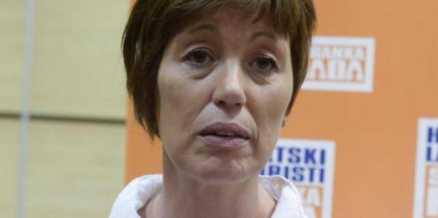 Nansi Tireli v.d. predsjednice Hrvatskih laburista